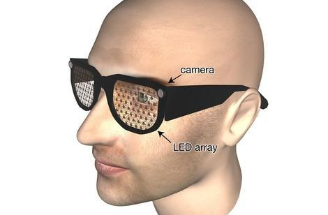 Очки для людей с ухудшающемся зрением