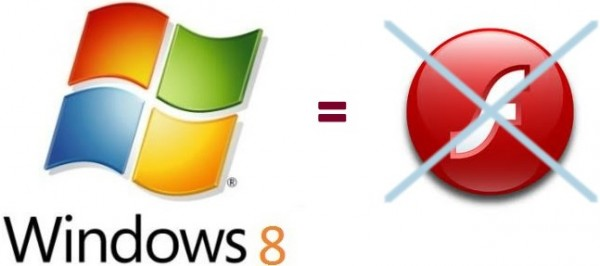 Windows 8 and Flash